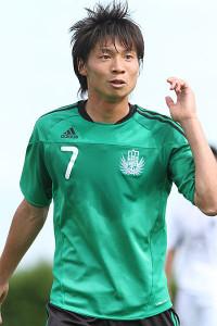 長澤和輝選手