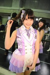 AKB48入山杏奈の高画質の画像11