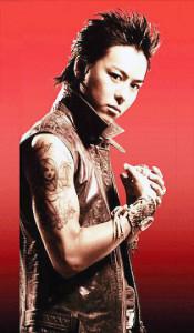 TAKAHIROのタトゥー画像01
