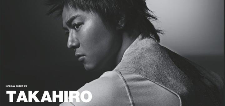 EXILE TAKAHIRO タカヒロ彼女 デビュー前の熱愛画像&タトゥーは元カノの恋愛が原因!?