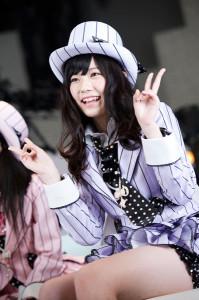 ぱちんこAKB48「君のC/W」の高城亜樹の画像02