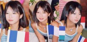 辻希美の鼻の整形画像の流れ01
